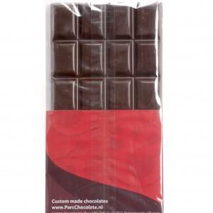 Chocoladereep voor mijn liefste achterkant